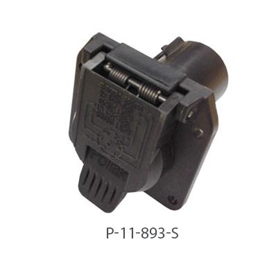 7-way oem rv-style (blade) adapters